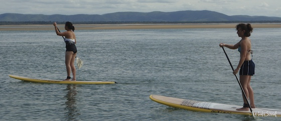 1770 sup stand up paddle boarding queensland